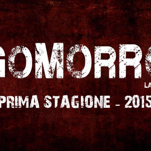 GOMORRO LA SERIE – PRIMA STAGIONE 2015