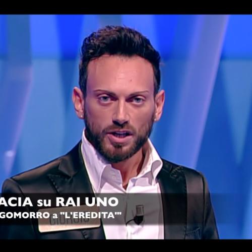 RAI UNO – 24 DICEMBRE 2015